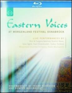 Eastern Voices. At the Morgenland Festival Osnabrück di Frank Scheffer,Günter Wallbrecht - Blu-ray