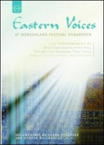 Eastern Voices. At the Morgenland Festival Osnabrück di Frank Scheffer,Günter Wallbrecht - DVD