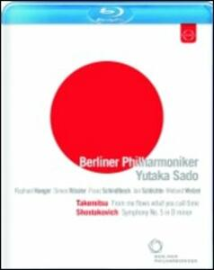 Berliner Philharmoniker. Yutaka Sado - Blu-ray