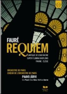 Gabriel Fauré. Requiem op. 48 - DVD