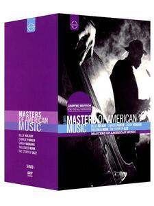 Masters of American Music (5 DVD) di Matthew Seig