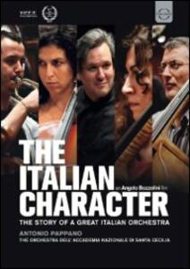 The Italian Character. The story of a great Italian orchestra - DVD