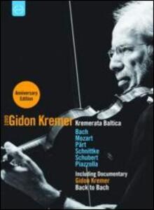 Gidon Kremer. Anniversary Edition (3 DVD) - DVD