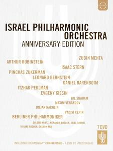 Israel Philharmonic Orchestra Anniversary Edition (7 DVD)