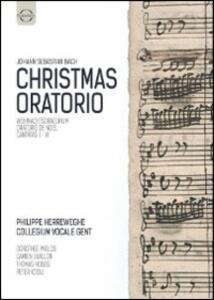 Johann Sebastian Bach. Weihnachts-Oratorium. Christmas Oratorio, BWV248 - DVD