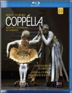 Leo Delibes. Coppelia - Blu-ray