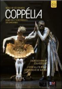Leo Delibes. Coppelia - DVD