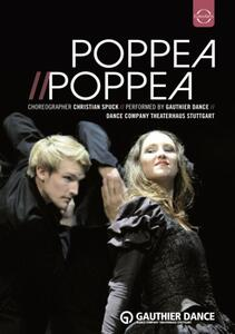 Gauthier Dance. Poppea // Poppea - DVD