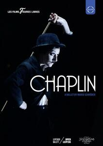 Mario Schröder. Chaplin - Blu-ray