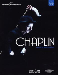 Mario Schröder. Chaplin - DVD