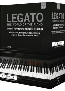 Legato. The World of the Piano (4 DVD)