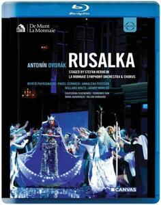 Antonin Dvorak. Rusalka di Stefan Herheim - Blu-ray