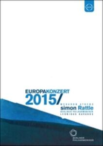 Europakonzert 2015 - DVD