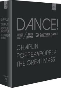 Dance! (3 Blu-ray)