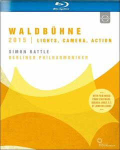 Waldbühne 2015 from Berlin - Blu-ray