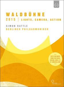 Waldbühne 2015 from Berlin - DVD