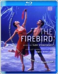 Igor Stravinsky. The Firebird. L'uccello di fuoco - Blu-ray