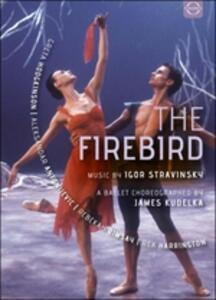 Igor Stravinsky. The Firebird. L'uccello di fuoco - DVD