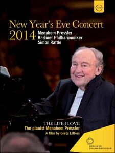 New Year's Eve Concert 2014 - DVD