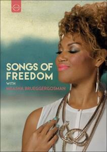 Measha Brueggergosman. Songs of Freedom - DVD