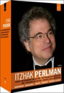Itzhak Perlman. 70th Anniversary Box (4 DVD) - DVD
