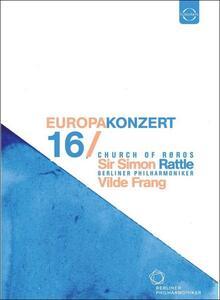 Europakonzert 2016 - DVD