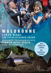 Waldbühne 2016. Czech Night di Henning Kasten - DVD