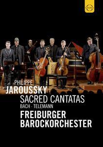 Bach & Telemann. Sacred Cantatas (DVD) - DVD