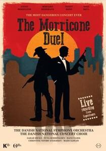 The Morricone Duel (Blu-ray) - Blu-ray