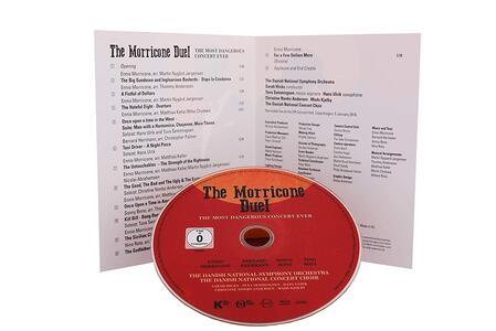The Morricone Duel (Blu-ray) - Blu-ray - 2