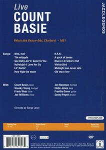Jazz Legends. Live 1961 (DVD) - DVD - 2