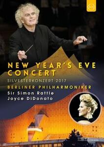 New Year's Eve Concert 2017 (Blu-ray) - Blu-ray