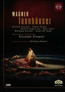 Richard Wagner. Tannhauser (2 DVD) - DVD