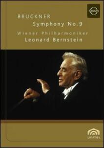 Bruckner. Sinfonia n.9. Leonard Bernstein - DVD