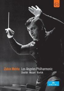 Zubin Mehta conducts Mozart, Bartók & Dvorak - DVD