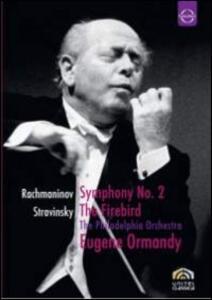Eugene Ormandy. Stravinsky & Rachmaninov - DVD