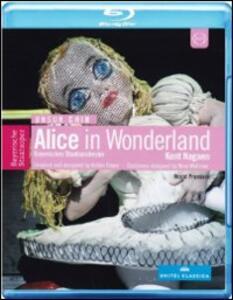 Unsuk Chin. Alice in Wonderland - Blu-ray