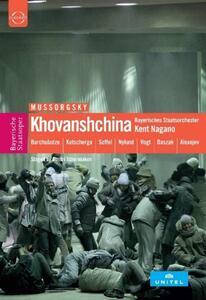 Modest Mussorgsky. Khovanshchina - Blu-ray