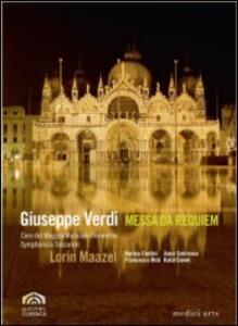 Giuseppe Verdi. Messa da Requiem - DVD