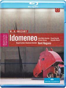 Wolfgang Amadeus Mozart. Idomeneo di Uwe Eric Laufenberg - Blu-ray