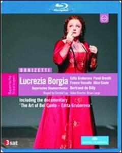 Gaetano Donizetti. Lucrezia Borgia di Christof Loy - Blu-ray