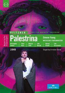 Hans Pfitzner. Palestrina (2 DVD) di Christian Stückl - DVD