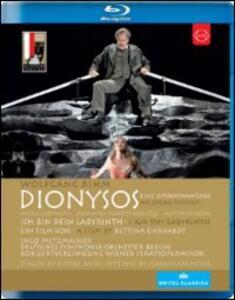 Wolfgang Rihm. Dionysos. An Opera Fantasy (2 Blu-ray) - Blu-ray