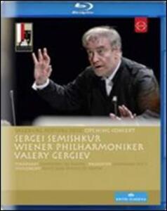 Salzburg Festival 2012 Opening Concert - Blu-ray