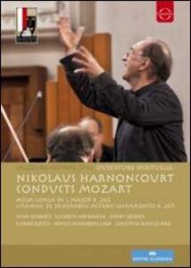 Salzburg Festival 2012. Ouverture Spirituelle - DVD