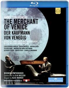 André Tchaikowsky. The merchant of Venice - Blu-ray