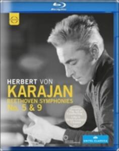 Sinfonie n.5, n.9 - Blu-ray