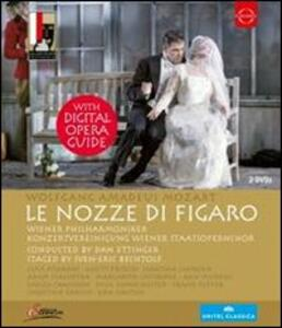 Wolfgang Amadeus Mozart. Le nozze di Figaro - Blu-ray