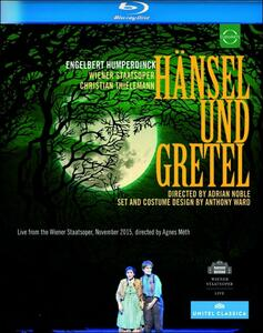 Hengelbert Humperdinck. Hänsel und Gretel - Blu-ray