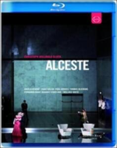 Christoph Willibald Gluck. Alceste - Blu-ray